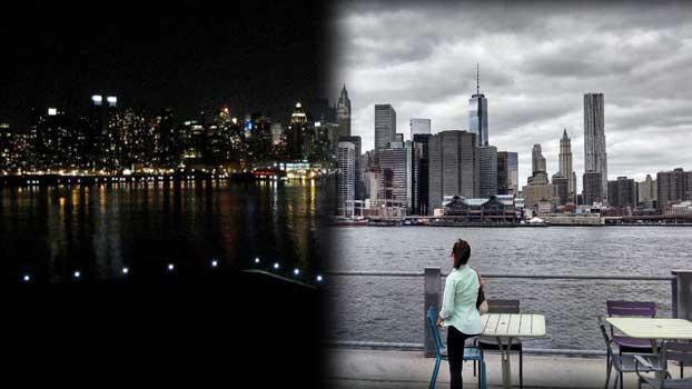 Prime New York City Skyline